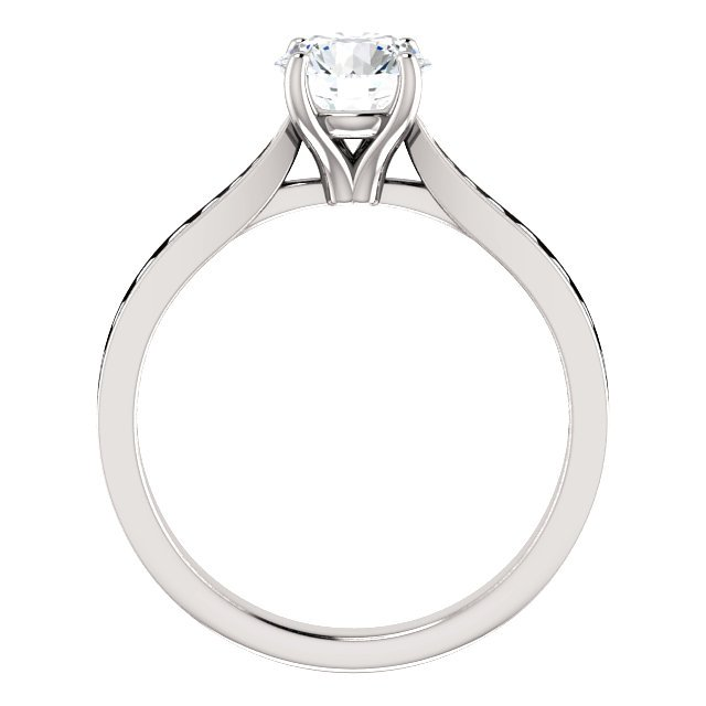Item # S128692AW - Engagement Ring Timeless View-5