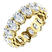 Item # SO128658 - Diamond Eternity Ring