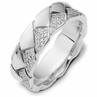 Item # A122611NW - Diamond Wedding Band