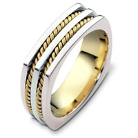 Item # A125581 - 14K Handcrafted Wedding Band