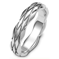 Item # B124101PP - Platinum Wedding Band