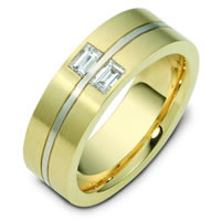 Item # C123541E - Diamond Wedding Band