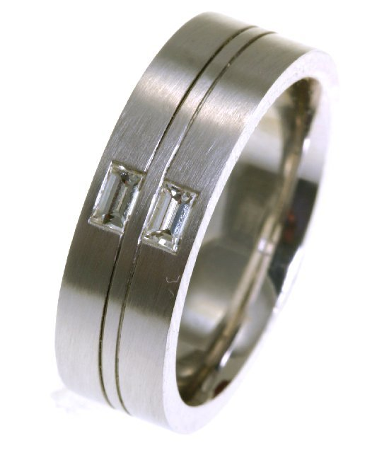 Item # C123541WE View 3 - Diamond Wedding Ring
