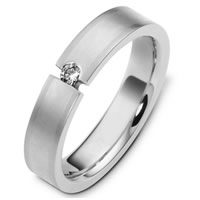 Item # C124571PP - Platinum Diamond Wedding Band