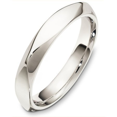 Item # C127171PD - Palladium, 4.0 mm wide, comfort fit wedding band. The band is plain with subtle accents. The finish on the ring is polished. Different finishes may be selected or specified.