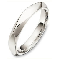 Item # C127171PD - Palladium Contemporary Wedding Band