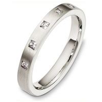 Item # C130631W - Diamond 14 K Wedding Band