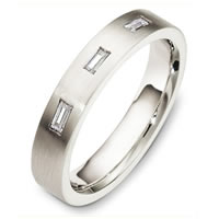 Item # C130721WE - Diamond Wedding Band