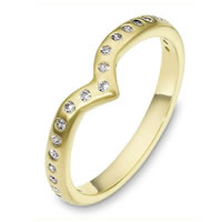 Item # C130881E - Diamond Wedding Band