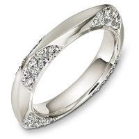 Item # C133641PP - Diamond Wedding Band