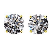 Item # E73001E - 18K 3.0ct. Diamond Earrings