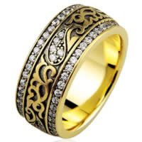 Item # H112437 - 14K Diamond Eternity Ring