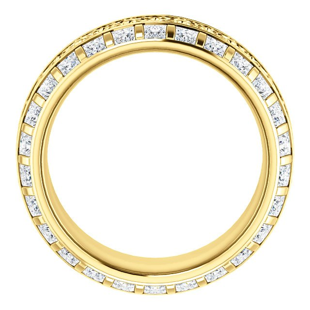 Item # SP128079E View 2 - Diamond Eternity Band