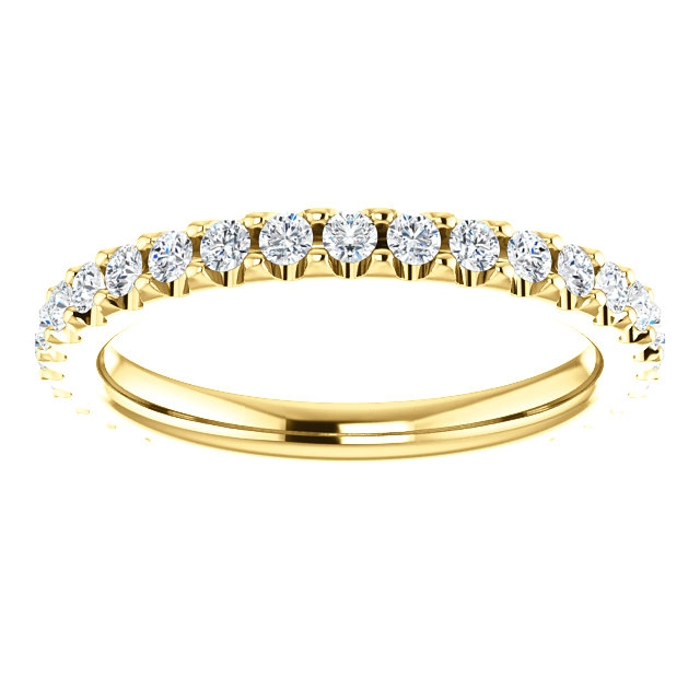 Item # SR127714050E View 3 - Eternity Band