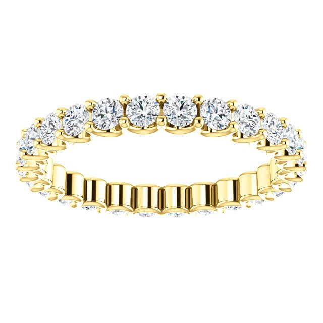 Item # SR128869100 View 3 - Eternal-Love Eternity Band. 1.0CT TW