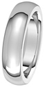 5mm Very Heavy Comfort Fit Wedding Bands
