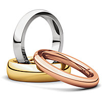 Very Heavy Comfort Fit Wedding Bands