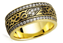 Designer's Wedding Rings