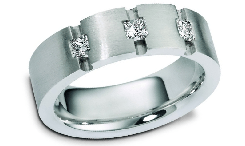 Platinum Diamond Wedding Rings