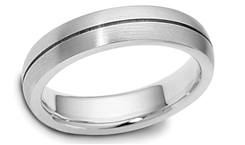 Classic Mens Wedding rings