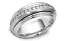 Spinning Wedding Bands Rotating Wedding Rings